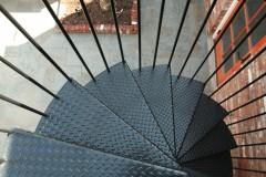 U Street Spiral Stairs
