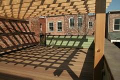 U Street Roof Trellis