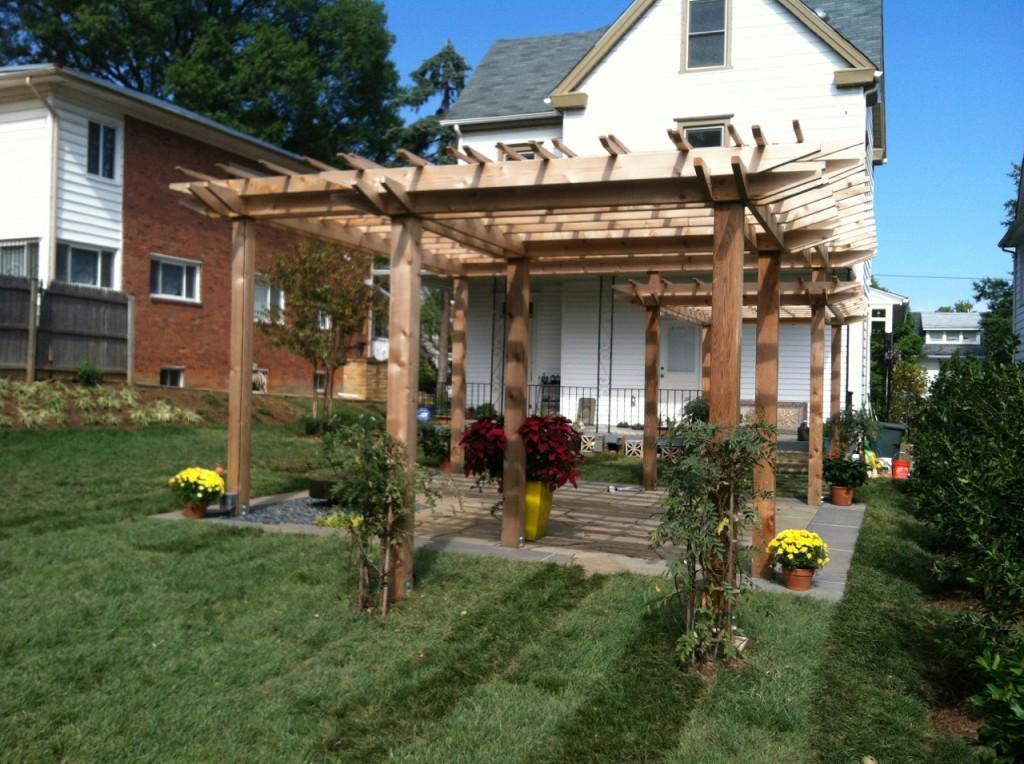 Shade garden ideas pictures remodel and decor choosing for Garden designs for sun